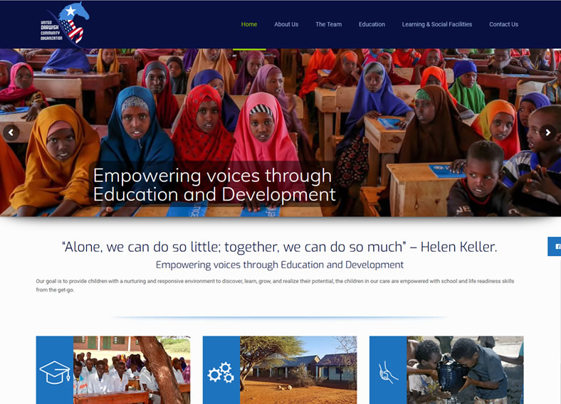 Web development Kenya